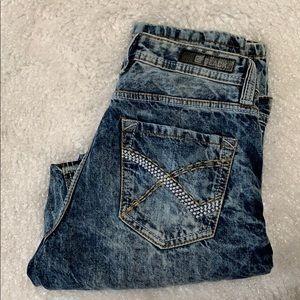 Black (The Buckle) Size 30/32 Slim Skinny Jeans